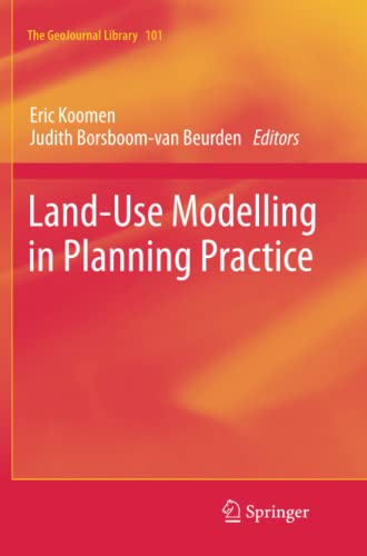 9789400738102: Land-Use Modelling in Planning Practice (GeoJournal Library)