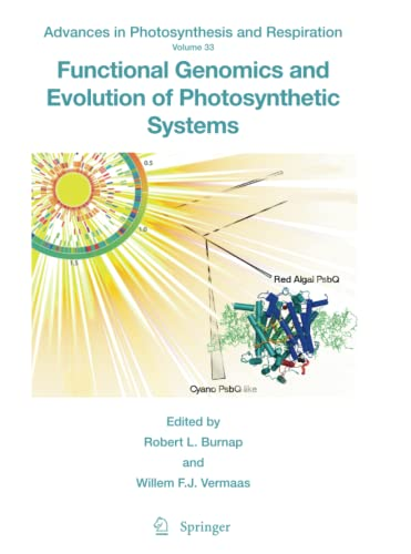 9789400738324: Functional Genomics and Evolution of Photosynthetic Systems (Advances in Photosynthesis and Respiration)