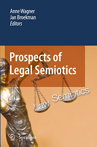 Prospects of Legal Semiotics: Springer