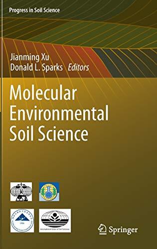 9789400741768: Molecular Environmental Soil Science (Progress in Soil Science)