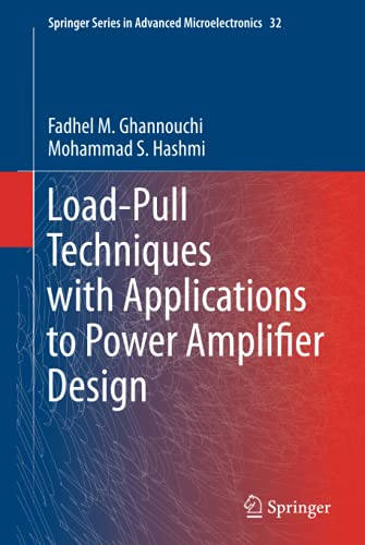 9789400744608: Load-Pull Techniques with Applications to Power Amplifier Design (Springer Series in Advanced Microelectronics)