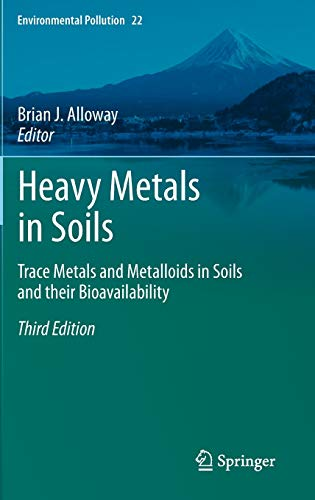 Heavy Metals in Soils: Brian J. Alloway