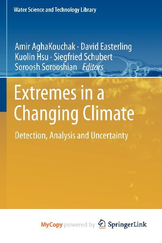 9789400744806: Extremes in a Changing Climate