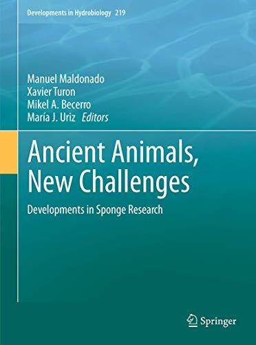 Ancient Animals, New Challenges: Manuel Maldonado