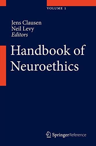9789400747081: Handbook of Neuroethics