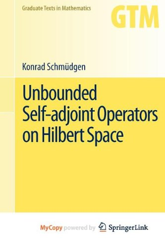 9789400747548: Unbounded Self-adjoint Operators on Hilbert Space