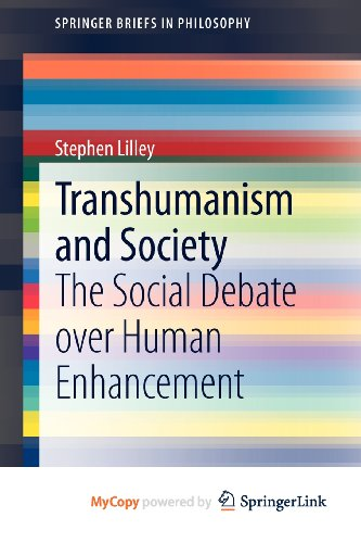 9789400749825: Transhumanism and Society: The Social Debate over Human Enhancement