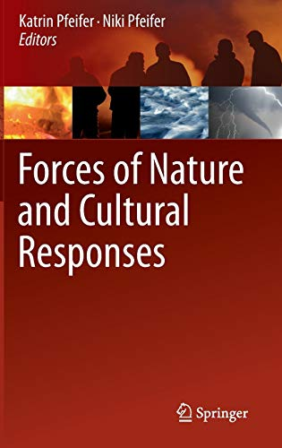9789400749993: Forces of Nature and Cultural Responses