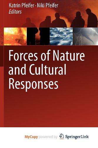 9789400750012: Forces of Nature and Cultural Responses