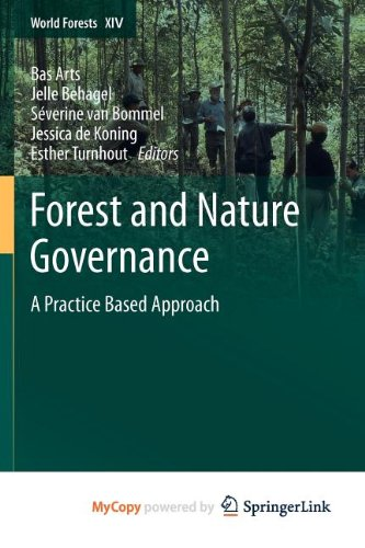 9789400751149: Forest and Nature Governance: A Practice Based Approach