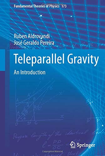 9789400751422: Teleparallel Gravity: An Introduction (Fundamental Theories of Physics)
