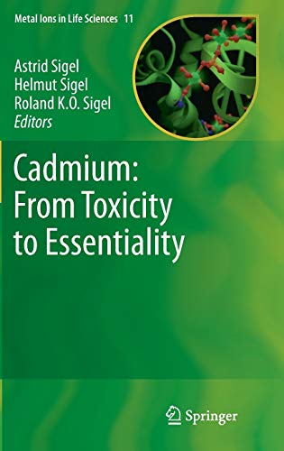Cadmium: From Toxicity to Essentiality (Hardback)
