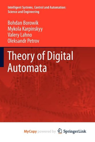 9789400752290: Theory of Digital Automata