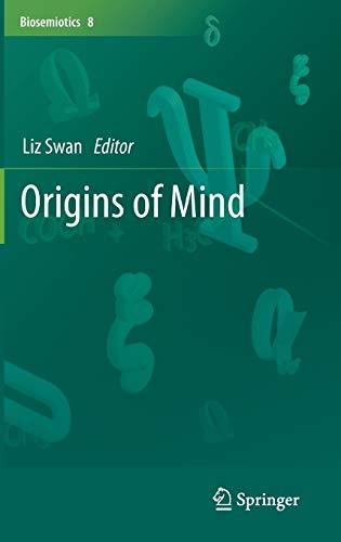9789400754188: Origins of Mind (Biosemiotics)