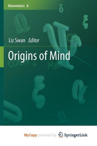 9789400754201: Origins of Mind