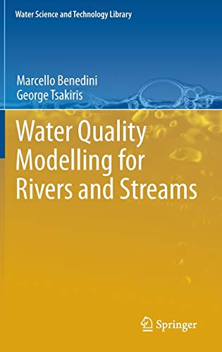 9789400755086: Water Quality Modelling for Rivers and Streams (Water Science and Technology Library)