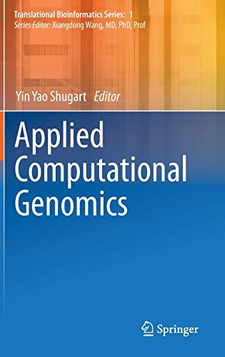 9789400755574: Applied Computational Genomics (Translational Bioinformatics)