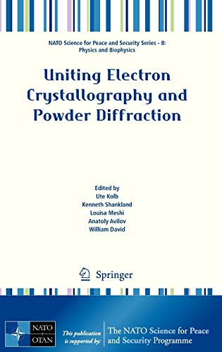 Uniting Electron Crystallography and Powder Diffraction: Ute Kolb