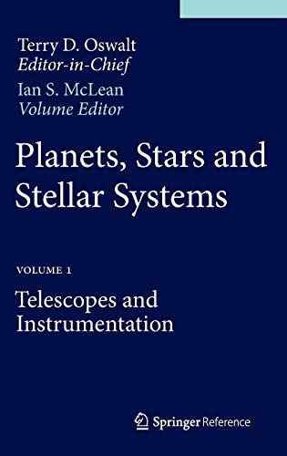 Planets, Stars and Stellar Systems: Ian S. McLean