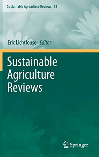 9789400759602: Sustainable Agriculture Reviews