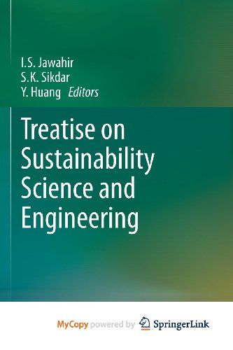 9789400762305: Treatise on Sustainability Science and Engineering