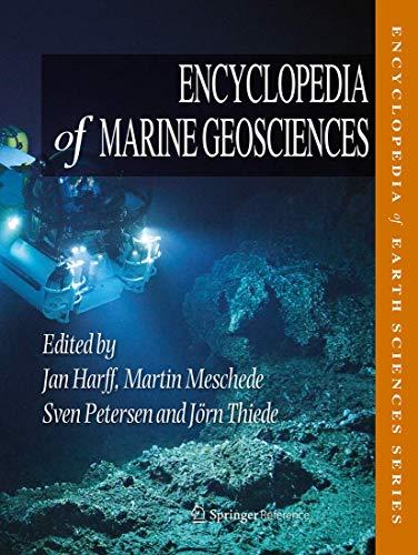 9789400762374: Encyclopedia of Marine Geosciences (Encyclopedia of Earth Sciences Series)
