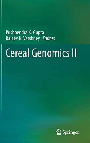 Cereal Genomics II: Pushpendra K. Gupta