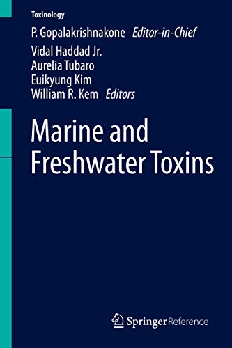 Marine and Freshwater Toxins (Hardcover)