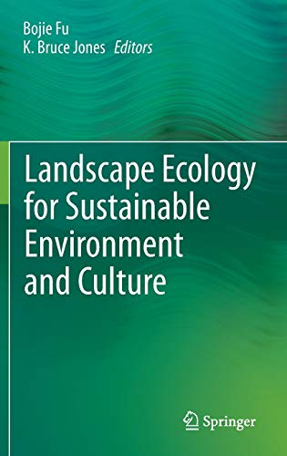 9789400765290: Landscape Ecology for Sustainable Environment and Culture