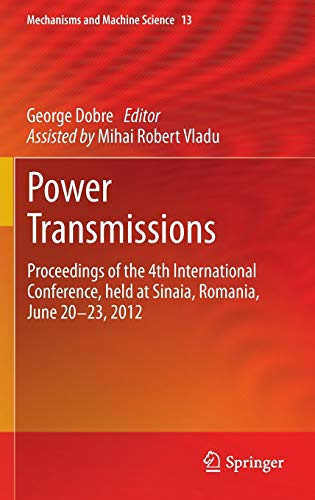Power Transmissions: George Dobre