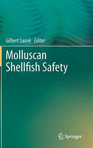 9789400765870: Molluscan Shellfish Safety