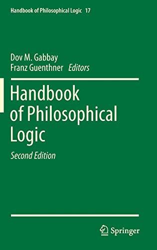 9789400765993: Handbook of Philosophical Logic: Volume 17