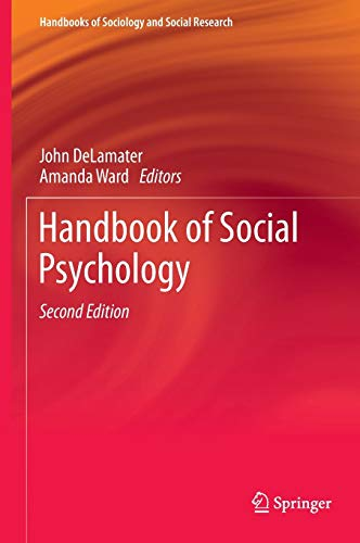 Handbook of Social Psychology: John DeLamater