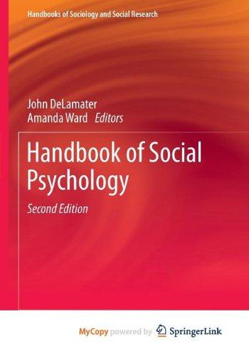 9789400767737: Handbook of Social Psychology