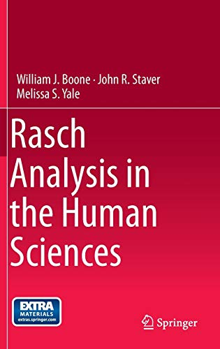9789400768567: Rasch Analysis in the Human Sciences