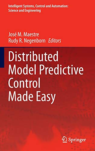 Distributed Model Predictive Control Made Easy