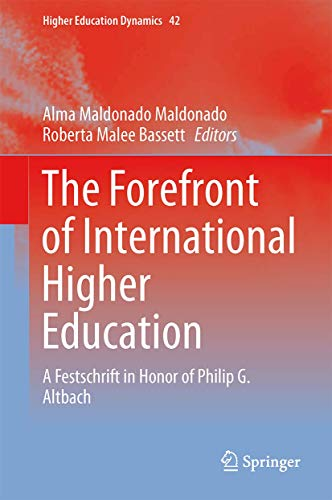 The Forefront of International Higher Education: Roberta Malee Bassett