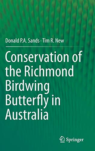 9789400771697: Conservation of the Richmond Birdwing Butterfly in Australia