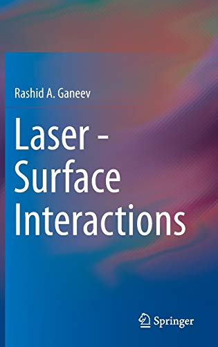 9789400773400: Laser - Surface Interactions