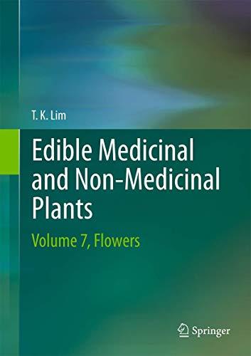 Edible Medicinal And Non-Medicinal Plants: T. K. Lim