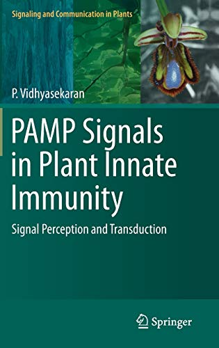 PAMP Signals in Plant Innate Immunity: P. Vidhyasekaran