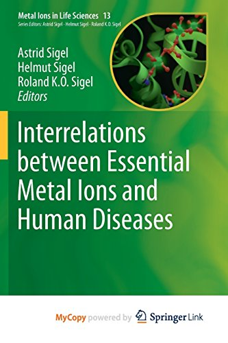 9789400775015: Interrelations between Essential Metal Ions and Human Diseases