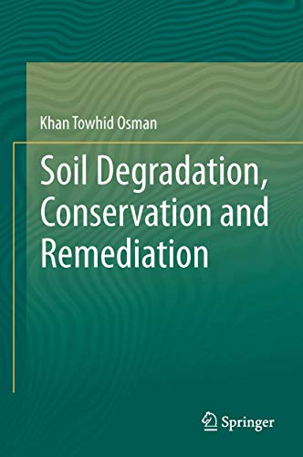 9789400775893: Soil Degradation, Conservation and Remediation