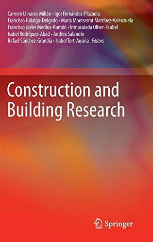 9789400777897: Construction and Building Research