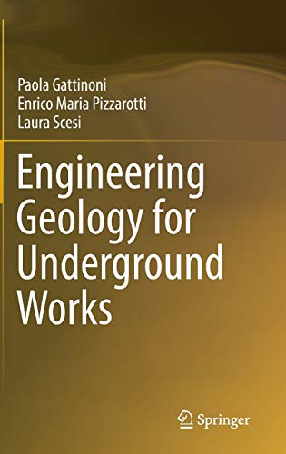 9789400778498: Engineering Geology for Underground Works