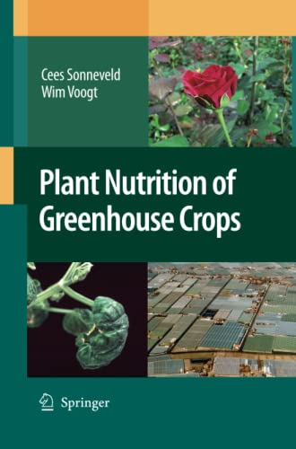 9789400779945: Plant Nutrition of Greenhouse Crops