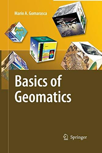 9789400789517: Basics of Geomatics