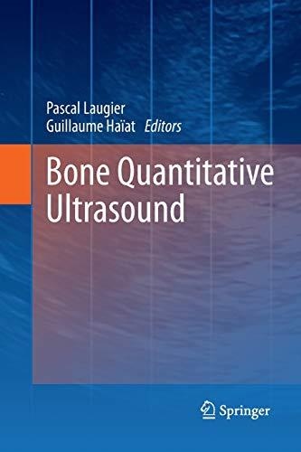9789400789906: Bone Quantitative Ultrasound