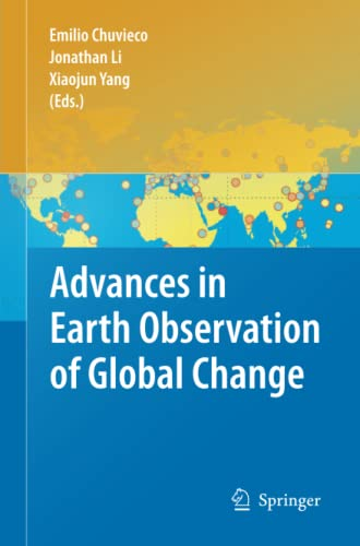 9789400790315: Advances in Earth Observation of Global Change