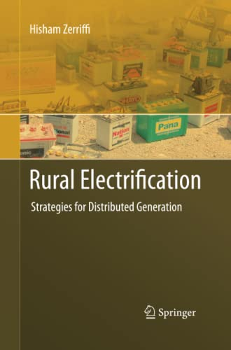 9789400790339: Rural Electrification: Strategies for Distributed Generation